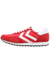 Hummel Seventyone Trainers Ribbon Red
