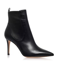 Gianvito Rossi Bennett Pointed Ankle Boots Female Black