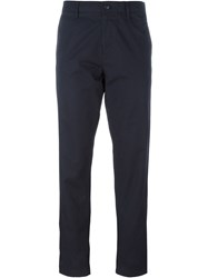 Burberry Brit Chino Trousers Blue