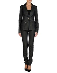 Plein Sud Jeanius Suits And Jackets Outfits Women Black