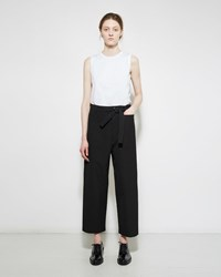 Sara Lanzi Patch Pocket Trouser