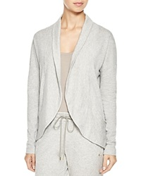 Hanro Yoga Fashion Bolero Cardigan Light Gray