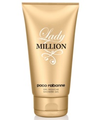 Paco Rabanne Lady Million Sensual Body Lotion 5.1 Oz