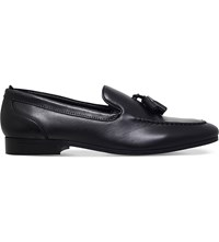 Kg By Kurt Geiger Coleman Leather Loafers Black
