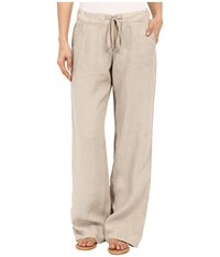 Tommy Bahama New Two Palms Pants Natural Women's Casual Pants Beige