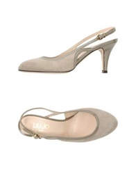 Liu Jo Shoes Pumps Light Grey