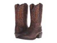 Ariat Sport Outfitter Wicker Cowboy Boots Tan