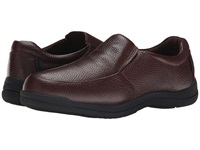 Propet Cruz Ii Brown Men's Slip On Dress Shoes