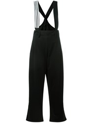 Y 3 Suspender Trousers Black