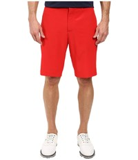Nike Flat Front Stretch Woven Shorts University Red Dark Grey Wolf Grey Men's Shorts