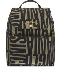 Vivienne Westwood Anglomania Jacquard Backpack Black