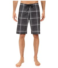 Quiksilver Electric 21 Boardshorts Black Men's Swimwear