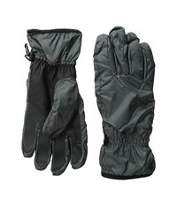 Smartwool Smartloft Gloves Graphite Wool Gloves Gray