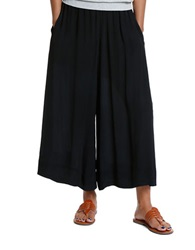 Plenty By Tracy Reese Swingy Culottes Black