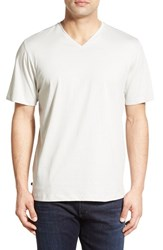 Men's Big And Tall Cutter And Buck 'Sida' V Neck T Shirt