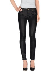 7 For All Mankind Trousers Casual Trousers Women Black