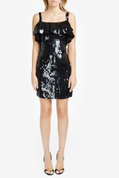 Paul Joe Women S Sequinned Strap Dress Boutique1 Black