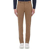 Atm Anthony Thomas Melillo Men's Twill Chinos Tan