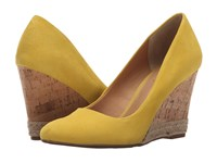 Franco Sarto Calix Saffron Women's Wedge Shoes Orange