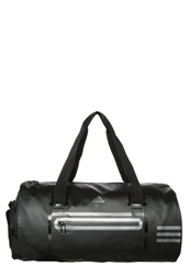Adidas Performance Sports Bag Black Iron Metallic