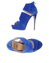 Le Stelle Footwear Sandals Women Blue