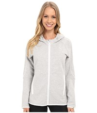 Puma Style Swagger Zth Jacket Light Gray Heather Women's Sweatshirt