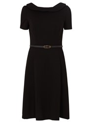 Sugarhill Boutique Lyda Belted Dress Black