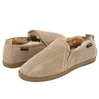 Old Friend Romeo Chestnut Men's Slippers Brown
