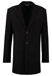 Religion Hommage Classic Coat Black Boucle