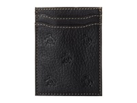 Original Penguin Repeat Deboss Pocket Wallet Black Wallet Handbags
