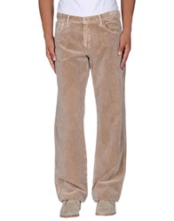 Massimo Alba Trousers Casual Trousers Men Lead