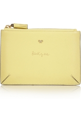 Anya Hindmarch Bank Of Me Textured Leather Pouch