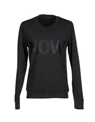 Blk Dnm Sweatshirts Black