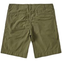 Head Porter Plus Boy Scout Short Green