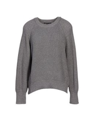 Theyskens' Theory Sweaters Grey