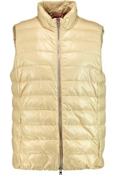 M Missoni Quilted Shell Gilet White