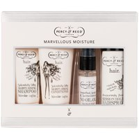 Percy And Reed Marvellous Moisture Hair Heroes Gift Set