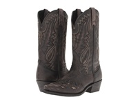 Laredo Thomson Black Tan Cowboy Boots