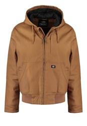 Dickies Jefferson Light Jacket Brown Duck