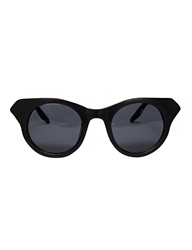 Pixie Market Black Matte Sunglasses