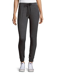 Splendid Thermal Jogger Pants Charcoal