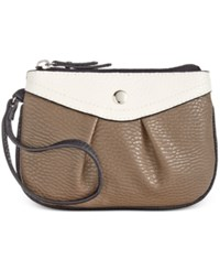Styleandco. Style Co. Hannah Wristlet Only At Macy's Black White Porci