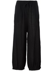 Ivan Grundahl 'Mar' Trousers Black