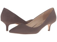 Athena Alexander Teague Taupe Suede Women's Shoes
