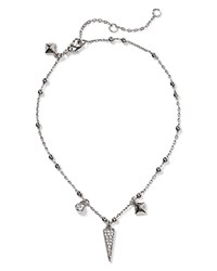 Rebecca Minkoff Charm Anklet