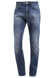 Filippa K Slim Fit Jeans Vintage Blue Blue Denim