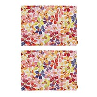 Missoni Home Flowers Rectangular Placemat Set Of 2