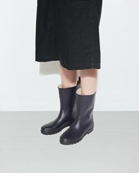 Mhl By Margaret Howell Wellies Navy