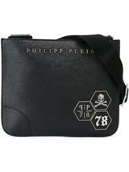 Philipp Plein 'Scar' Crossbody Bag Black