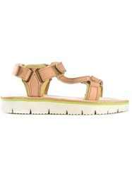 H By Hudson 'Calypso' Sandals Nude And Neutrals